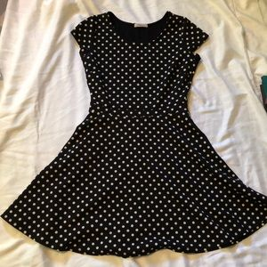 Gillis Polka Dot Dress